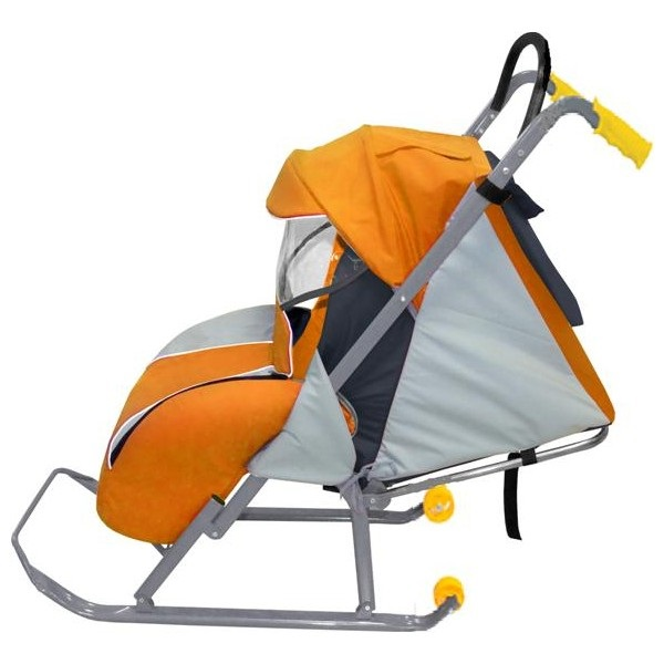 Санки-коляска Ника детям 2 НД-2